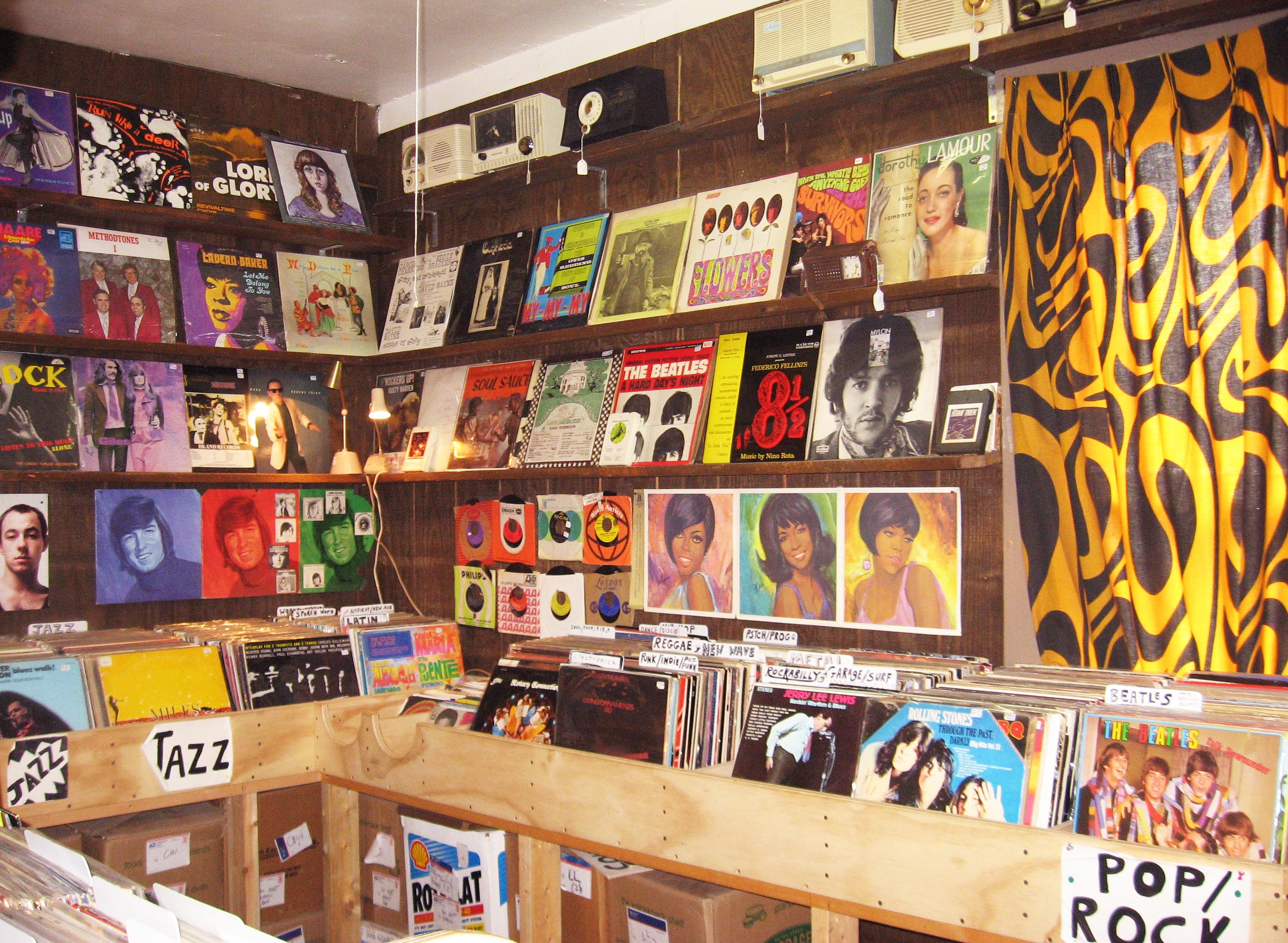 In Solidarity With Record Store Day All Vinyl 25 Off